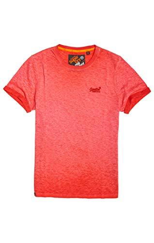 Roller Tee sucre Rosso Rouge Herren Superdry D3a Bas shirt qA7BRFww4