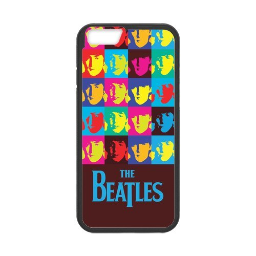 """Fayruz - iPhone 6 Rubber Cases, The Beatles Hard Phone Cover for iPhone 6 4.7"""" F-i5G295"""