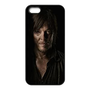 iPhone 5 5s Cell Phone Case Black The Walking Dead Norman Reedus TR2477904