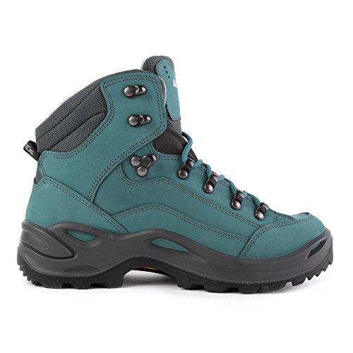 petrol Ws Boot RENAGADE LOWA Hiking 320945 MID Unisex adult GTX 9768 14wzv