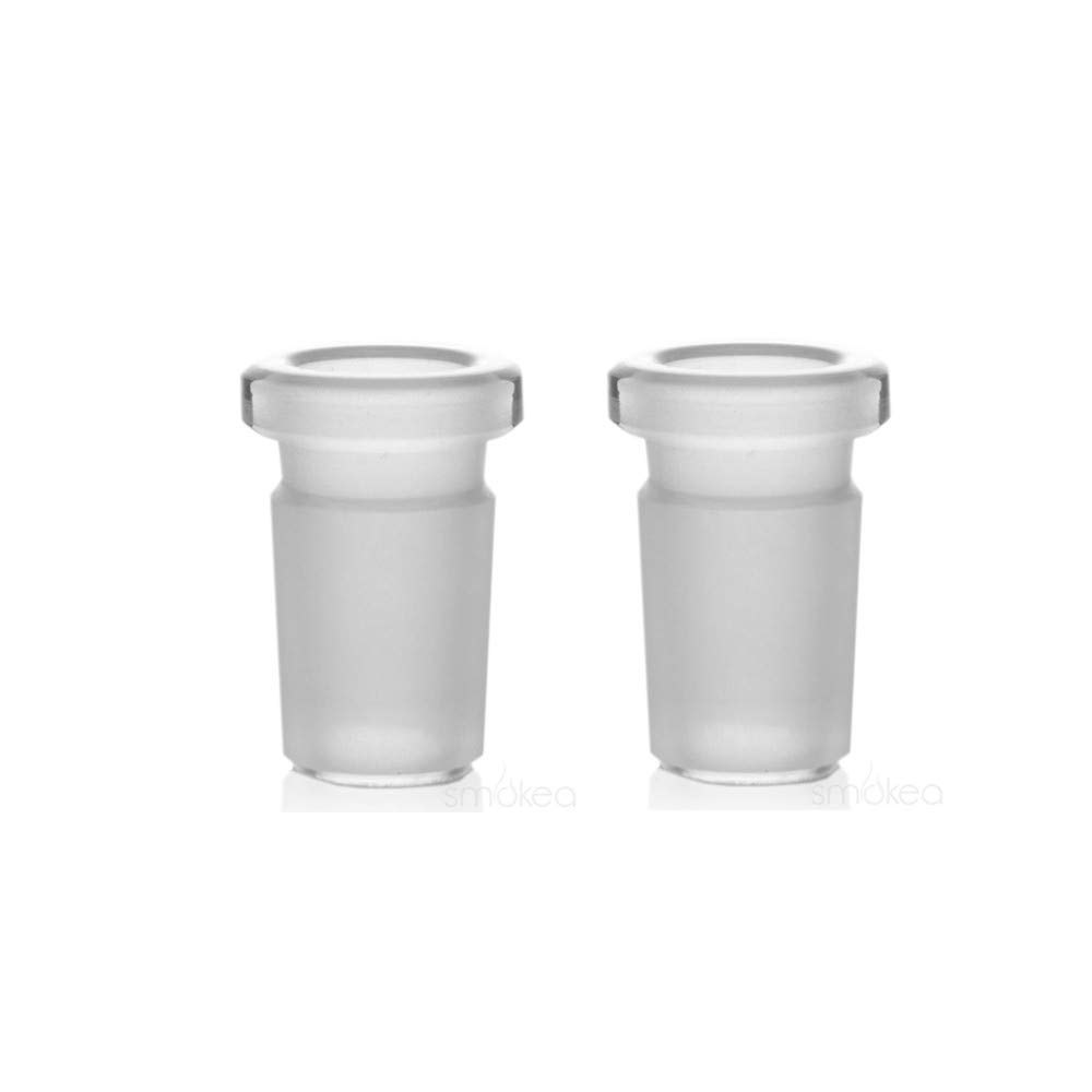 2-Pack Scientic Glass 14mm Female to 18mm Male Essential Adapter Connector