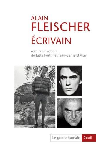 Le Genre Humain n°54 Alain Fleischer écrivain (54)