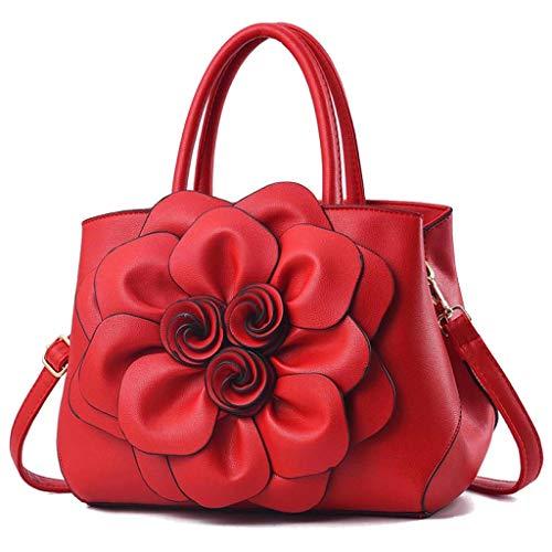 12 27in Para 8 Capacidad color Flores Elegante Mochila 5 Red Bolsa Moda Bolso Tamaño Gran Estéreo Trabajo Viaje Caqui Bandolera 91 De Mujer Ocio 20 BIUzgqw