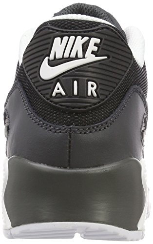 Anthracite bla NIKE White Chaussures de Essential Max 089 90 Noir homme Air running PPwF6qT