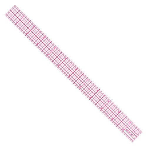 Graph Rulers (Westcott 8ths Graph Ruler, 1 x 12