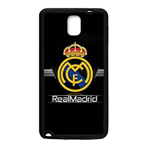 Realmadrid Club Of Futbol Black samsung galaxy note3 case