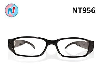 2d6bc5e4dba5 Image Unavailable. Image not available for. Colour  NexTech 720P Spy Glasses  Camera