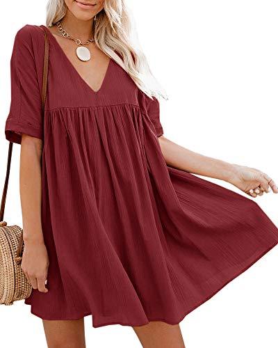 Linen Dress - 6