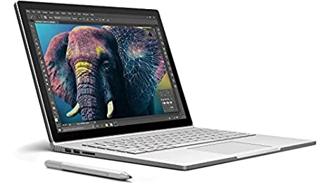 Microsoft Surface Book(128GB, 8GB RAM, Intel Core i5) (Renewed)