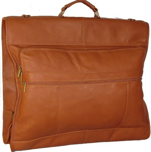 David King & Co. 42 Inch Garment Bag, Tan, One Size by David King & Co