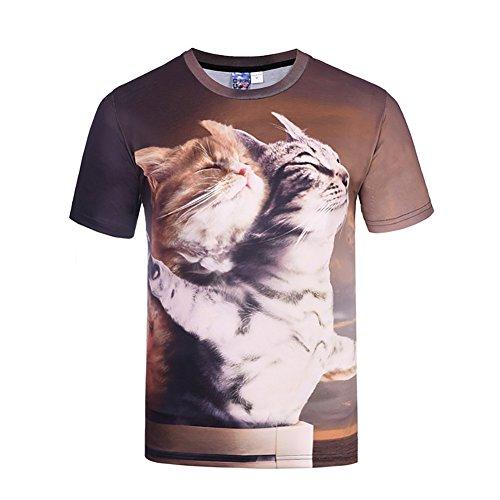 de Impresi Camiseta los de la Trajes q7wF8BS