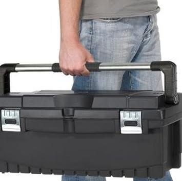 KETER PRO - Caja de herramientas (66 cm): Amazon.es: Bricolaje y herramientas