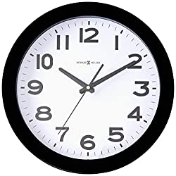 Howard Miller FBA_625485 Wall Clock, Black