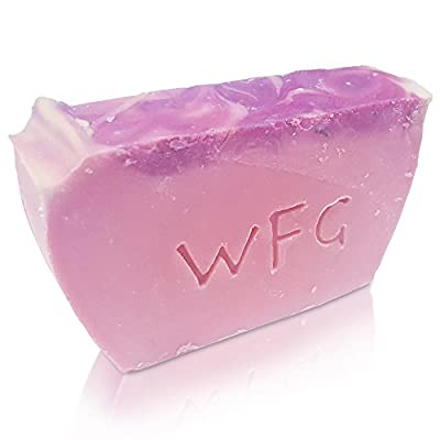 Waterfall Glen Soap Company Summer Prairie - lavender and wild herb, vegan bath soap with shea butter 5.8oz