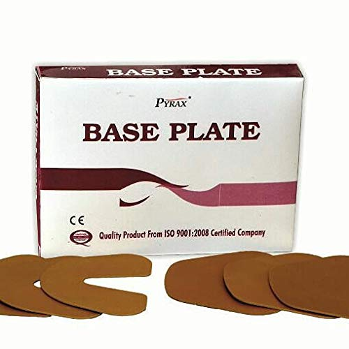 PYRAX Dental Base Plate (B07KYG7BMV) Amazon Price History, Amazon Price Tracker
