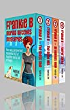 Frankie B - Boxed Set - Books 1-4: Four paranormal cozy mysteries (Marina Witches Mysteries)