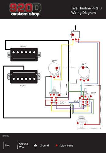 Fender 72 Telecaster Deluxe Wiring Diagram