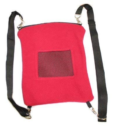 (Exotic Nutrition Pet Backpack (Red))
