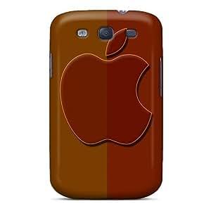 Cute Tpu Mialisabblake Logo Case Cover For Galaxy S3