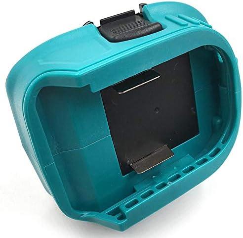 Nrpfell Convertidor Adaptador MAK1820 para Bater/íA de Iones de Litio 18V BL1830 BL1860 para Herramientas de Bater/íA DC9096 Ni-CD Ni-Mh