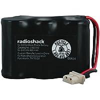 RadioShack 3.6V/400mAh Ni-Cd Battery for VTech BT17333