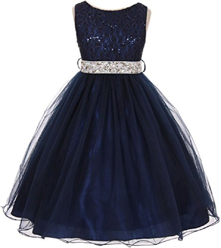 Dreamer Sleeveless Sequins Rhinestones Pageant product image
