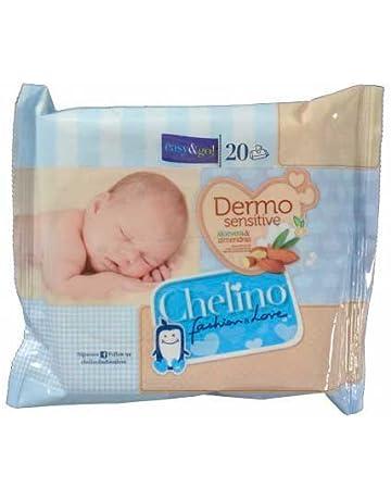 TOALLITAS CHELINO PACK DE 12 SOBRES DE 20 TOALLITAS