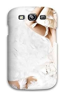 Fashion Protective Christina Aguilera Case For Galaxy S3 Cover