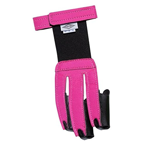 Neet 60061 FG-2N Gloves, Small, Neon Pink