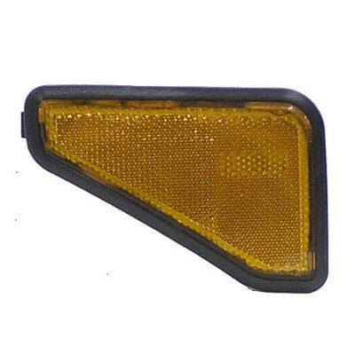 PASSENGER SIDE FRONT CORNER LIGHT Honda Element SIDE MARKER;; RH [IN THE FENDER] (Honda Element Side Marker)