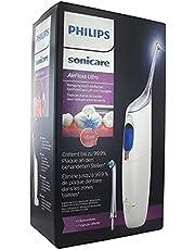 Philips Sonicare Arifloss Ultra Irygator HX8438/01, Specjalizacja: przestrzenie międzyzębowe, Usuwa do 99% płytki bakteryjnej w czyszczonych obszarach, Zdrowsze dziąsła, Trzy tryby pracy