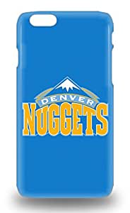 HotNBA Denver Nuggets Tpu Case Cover Compatible With Iphone 6 3D PC Soft Case