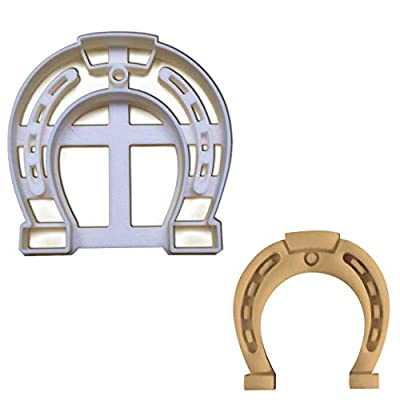 Horse Shoe cookie cutter, 1 pc, Ideal gift for jockey and horse lovers
