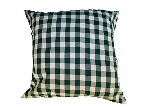 Green Euro Pillow sham Throw Cover, Cushion, Accent Pillow, Euro Sham, 26
