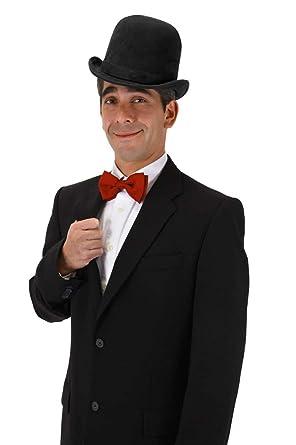 234c3109143 Amazon.com  elope Black Derby Hat  Clothing