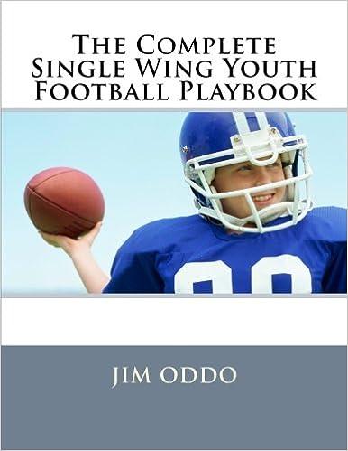 Single wing offense playbooks