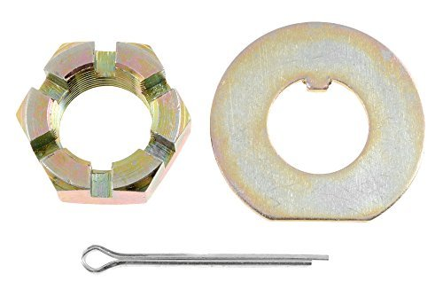 Motormite 05145 Spindle Lock Nut Kit Dorman - Autograde 49047