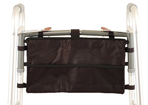 NOVA Medical Products Folding Walker Bag, Black