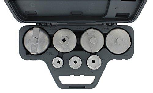 Assenmacher (ASM2101) 7 Pc. Oil Filter Set by Assenmacher Specialty Tools (Image #2)