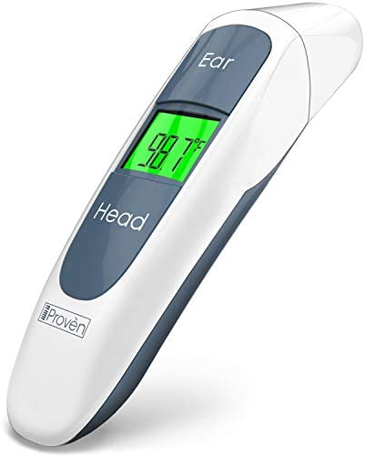 Digital Ear Thermometer Kids Termometro product image