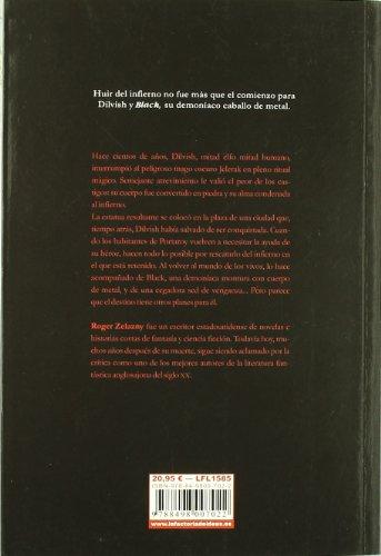Dilvish, El maldito / Dilvish, the Damned (Fantasia) (Spanish Edition)