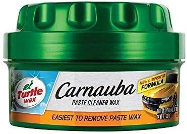 Best Value - Turtle Wax Carnauba Cleaner Wax Paste
