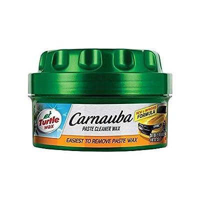 Turtle Wax T-5A Carnauba Cleaner Paste Wax