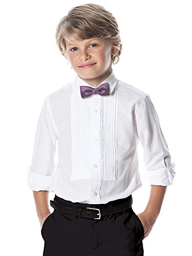 Boy's Paragon Jacquard Bowtie by After Six from Dessy - Smashing by Dessy (Image #1)
