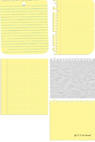 Read Online My To Do List Journal: Personal Planner pdf