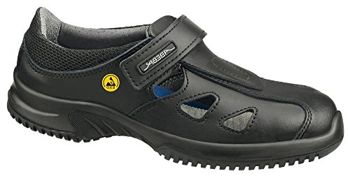 Abeba 36796-35 Uni6 calzado sandale ESD talla 35, color negro