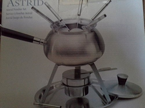 Astrid Fondue Set