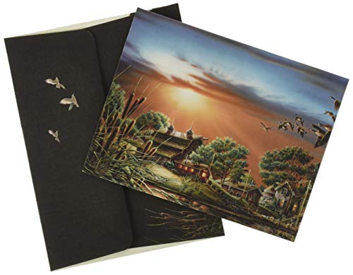 Lang Lazy Afternoon Assorted Boxed Note Cards (2080533)