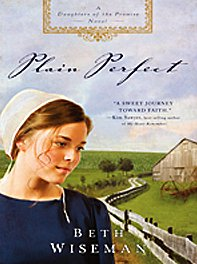 Plain Perfect (A Daughters of the Promise: Thorndike Press Large Print Christian Fiction) ebook