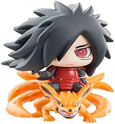 HUOQILIN Naruto anime standbeeld speelgoed model/animatie cartoon spel karakter model/souvenirs/Collection/Ambachten